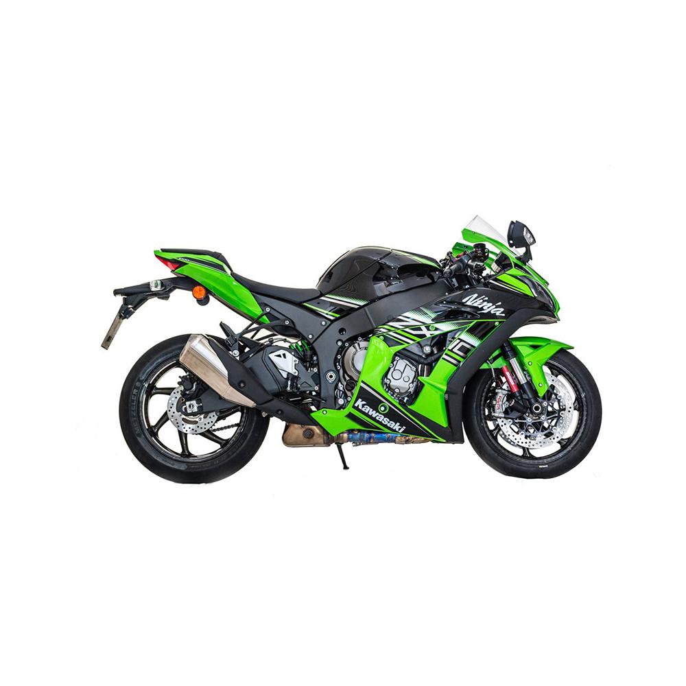 thyssenkrupp Carbon Felgen Style 1 für Kawasaki ZX10R ZXT00S / ZXT02C und ZX10RR 2016-