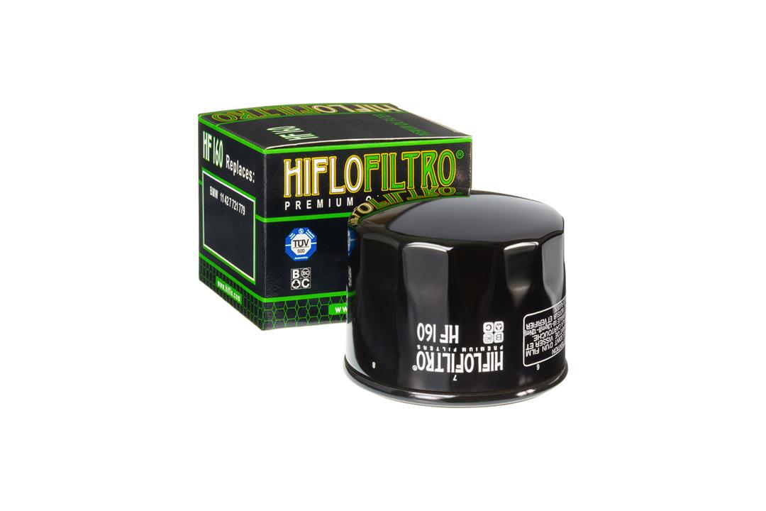 HIFLO Ölfilter HF160 für diverse BMW / Bimota / Husqvarna Modelle